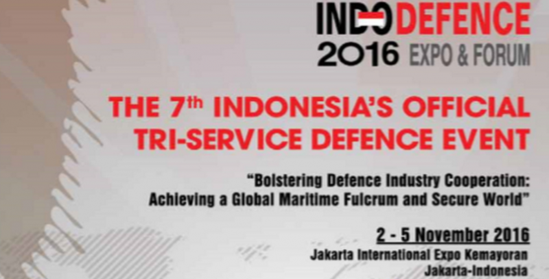 Indo Defence 2016